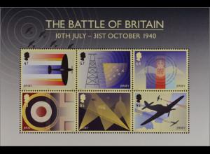 Jersey 2015, Block 128, Schlacht um Britannien, The Battle of Britain, 1 Block