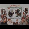 Island 2000 Block 28 Weihnachten Eltern der isländischen Weihnachtsburschen