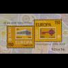 Island Iceland 2006 Block 39 50 Jahre Europamarken Marke MiNr. 417 und 429