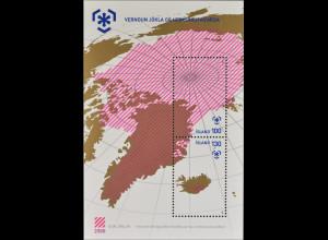 Island 2009 Block 46 Kampagne zum Schutz d. Polargebiete u. Gletscher